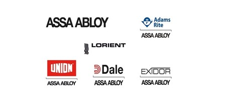 Safe and Secure Locksmith Southampton stock Assa Abloy, Adam Rite, Lorient, Dale, Exidor locks products.